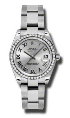 Rolex Datejust 31   Women's Watch 178384-SIRO