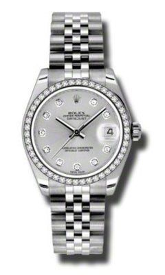 Rolex Datejust 31   Women's Watch 178384-SLDJ