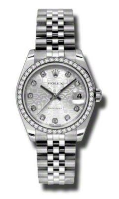 Rolex Datejust 31   Women's Watch 178384-SLJBDJ