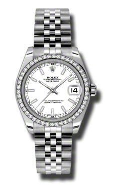 Rolex Datejust 31   Women's Watch 178384-WHSJ