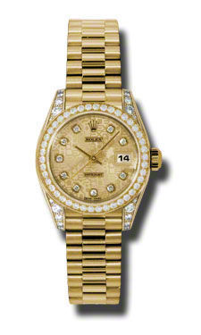 Rolex Datejust 26   Women's Watch 179158-CHJDP