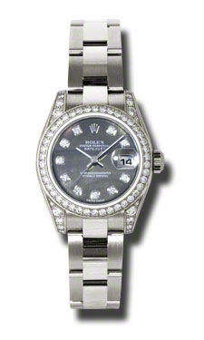 Rolex Datejust 26   Women's Watch 179159-BKMOPDO