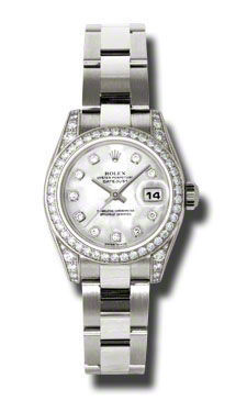 Rolex Datejust 26   Women's Watch 179159-MOPDO