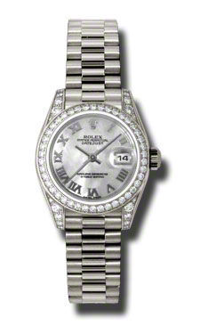 Rolex Datejust 26   Women's Watch 179159-MOPRPR