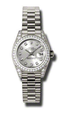 Rolex Datejust 26   Women's Watch 179159-SIDPR