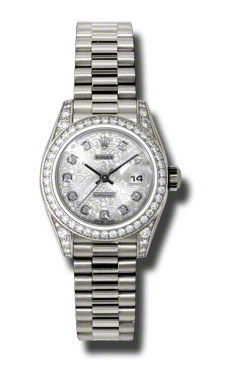 Rolex Datejust 26   Women's Watch 179159-SIJDPR