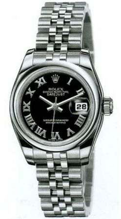 Rolex Datejust 26   Women's Watch 179160-BKRJ