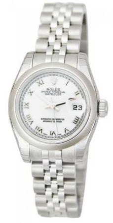 Rolex Datejust 26   Women's Watch 179160-WHRJ