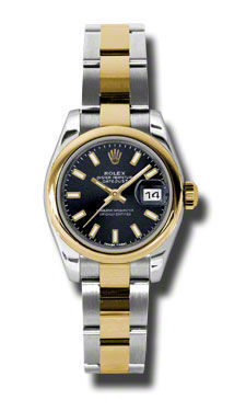Rolex Datejust 26   Women's Watch 179163-BKSO