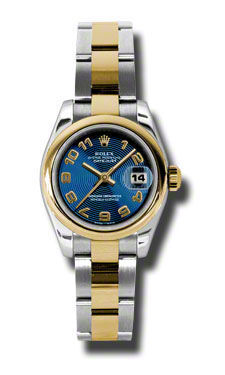 Rolex Datejust 26   Women's Watch 179163-BLCAO