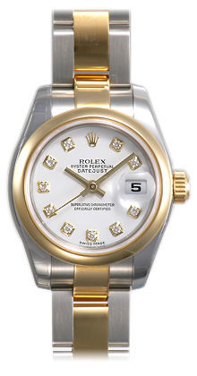 Rolex Datejust 26   Women's Watch 179163-WHDO