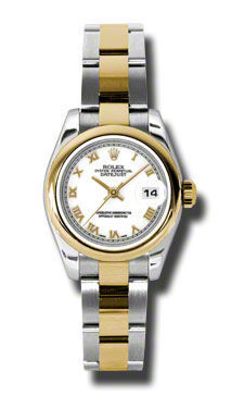 Rolex Datejust 26   Women's Watch 179163-WHRO