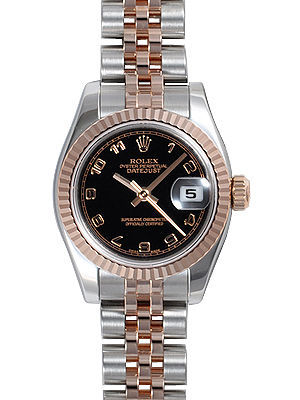 Rolex Datejust 26   Women's Watch 179171-BKAJ