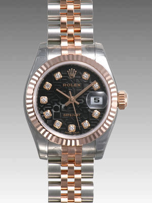 Rolex Datejust 26   Women's Watch 179171-BKJDJ