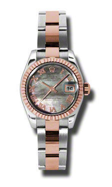 Rolex Datejust 26   Women's Watch 179171-BKMOPRO
