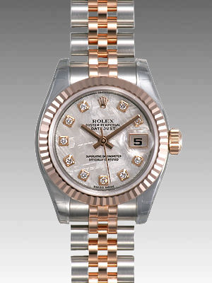 Rolex Datejust 26   Women's Watch 179171-MOPDJ