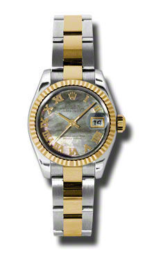 Rolex Datejust 26   Women's Watch 179173-BKMOPRO