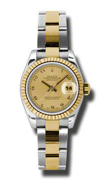 Rolex Datejust 26   Women's Watch 179173-CHAO