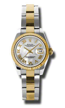 Rolex Datejust 26   Women's Watch 179173-MOPRO