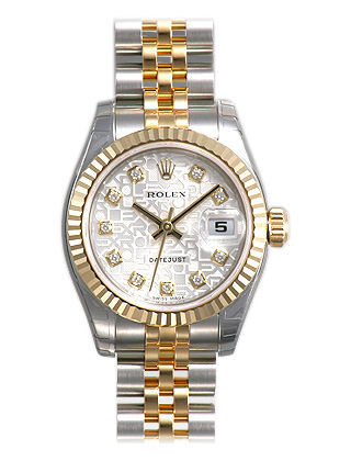 Rolex Datejust 26   Women's Watch 179173-SIJDJ