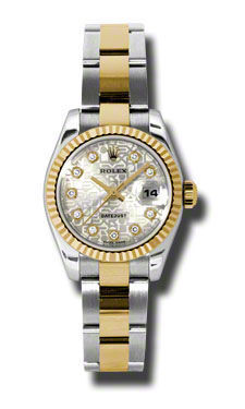Rolex Datejust 26   Women's Watch 179173-SIJDO