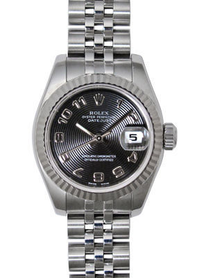 Rolex Datejust 26   Women's Watch 179174-BKCAJ