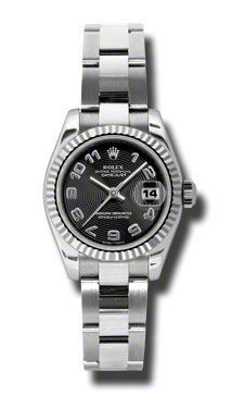 Rolex Datejust 26   Women's Watch 179174-BKCAO