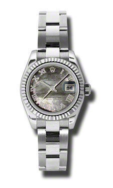 Rolex Datejust 26   Women's Watch 179174-BKMOPRO