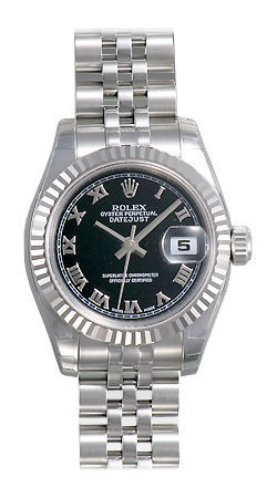 Rolex Datejust 26   Women's Watch 179174-BKRJ