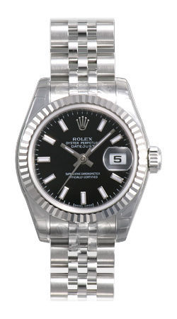 Rolex Datejust 26   Women's Watch 179174-BKSJ