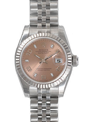 Rolex Datejust 26   Women's Watch 179174-PIAJ