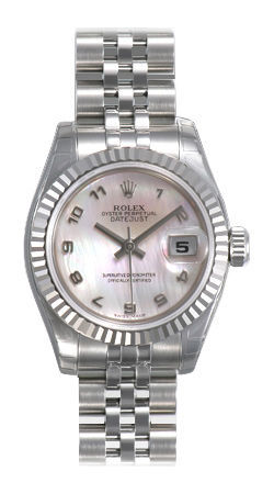 Rolex Datejust 26   Women's Watch 179174-WHMOPAJ