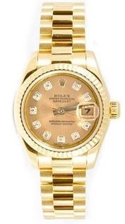 Rolex Datejust 26   Women's Watch 179178-CHSJ