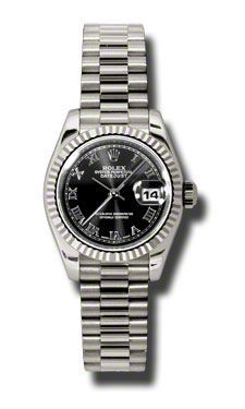 Rolex Datejust 26   Women's Watch 179179-BKRJ