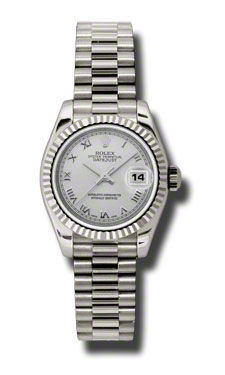 Rolex Datejust 26   Women's Watch 179179-SIRJ