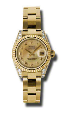Rolex Datejust 26   Women's Watch 179238-CHRO