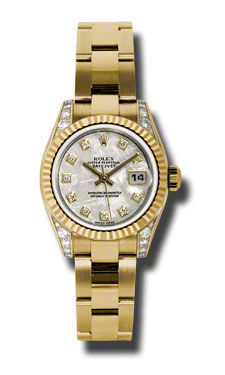 Rolex Datejust 26   Women's Watch 179238-MEDO