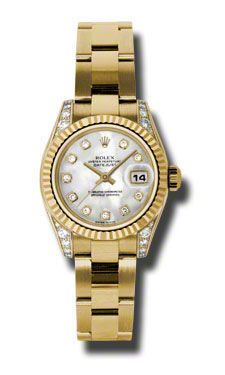 Rolex Datejust 26   Women's Watch 179238-MOPDO