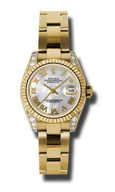 Rolex Datejust 26   Women's Watch 179238-MOPRO