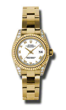 Rolex Datejust 26   Women's Watch 179238-WHRO