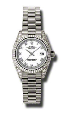 Rolex Datejust 26   Women's Watch 179239-WHRP