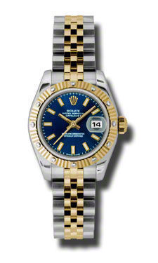 Rolex Datejust 26   Women's Watch 179313-BLSJ