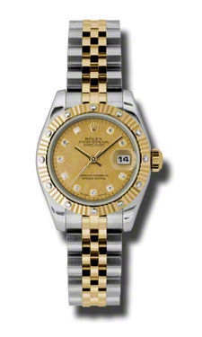 Rolex Datejust 26   Women's Watch 179313-CHGDMOPDJ