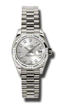 Rolex Datejust 26   Women's Watch 179369-SIDP