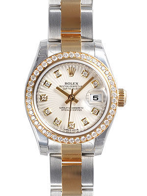 Rolex Datejust 26   Women's Watch 179383-IVSDO