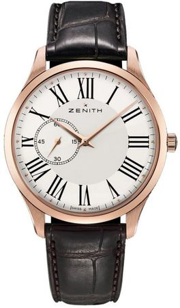 Zenith Heritage Ultra Thin Small Seconds  Men's Watch 18.2010.681/11.C498