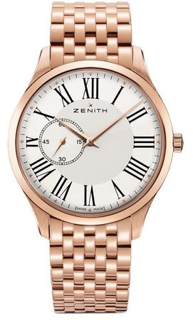 Zenith Heritage Ultra Thin Small Seconds  Men's Watch 18.2010.681/11.M2010