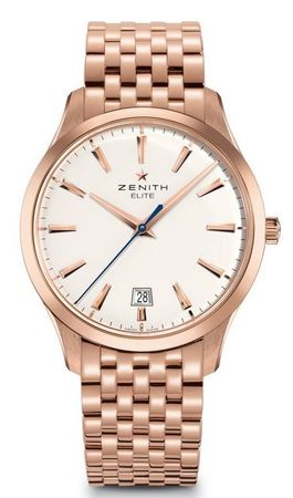 Zenith Captain Central Second  Men's Watch 18.2020.670/11.M2020