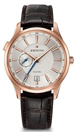 Zenith Captain Dual Time  Men's Watch 18.2130.682/02.C498