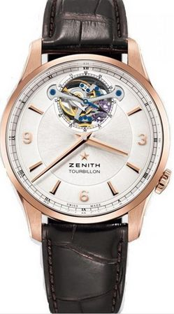 Zenith Captain Tourbillon  Men's Watch 18.2192.4041/01.C498